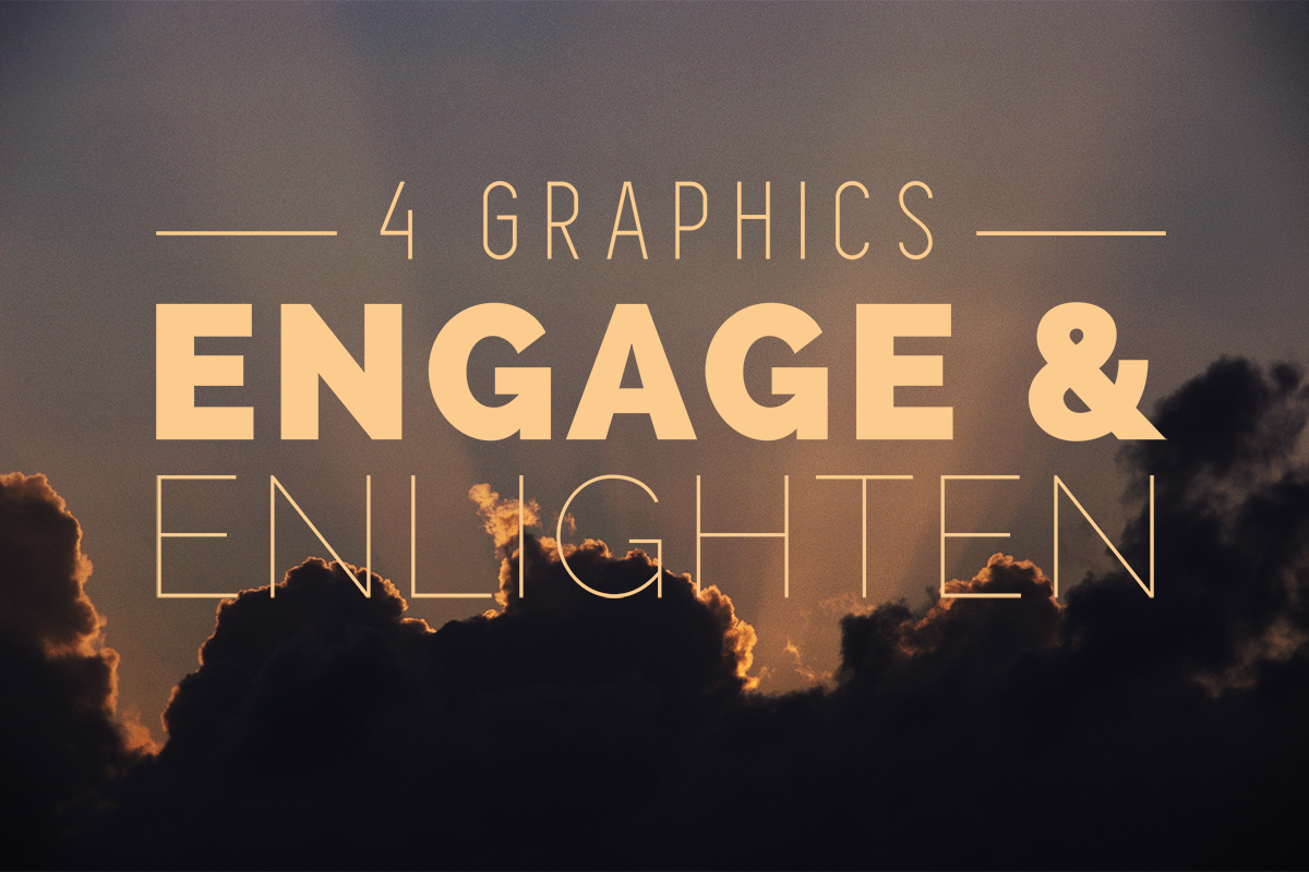 graphics that engage and inspire